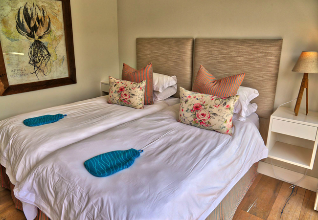 Bedroom 4 - Twin bedroom