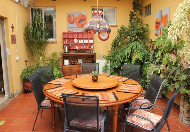 Patio Back Garden
