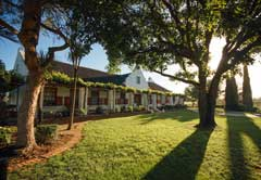 Bed & Breakfast in Bonnievale