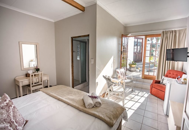 Sunbird Rooms
