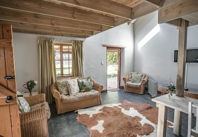 Macaw Self-Catering Suite