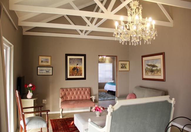 Lounge Bella Rosa cottage