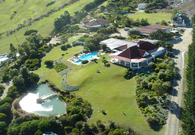 Bellavista Country Place - Aerial view