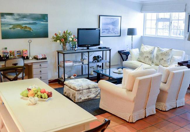 Rose Suite living area