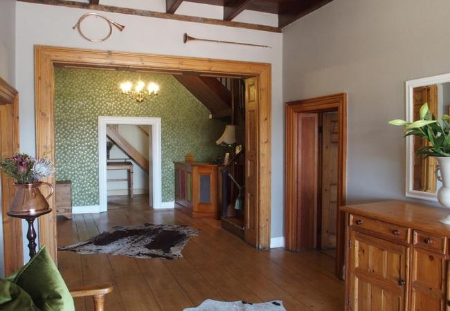 Belvidere House & pool
