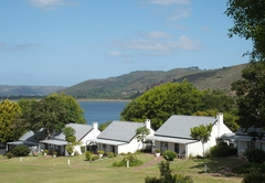 Lagoon cottages
