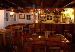 The Bell Tavern interior