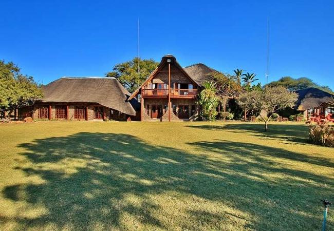 The Lodge at Bergsig Eco Estate
