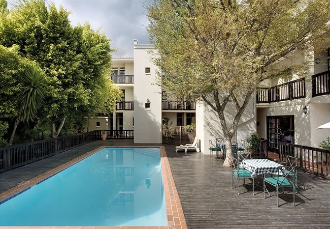 Best Western Cape Suites Hotel
