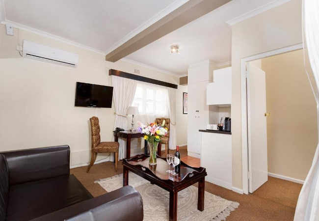 Petite Two Bedroom Apartments