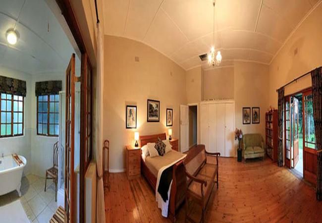 The Eagle Room