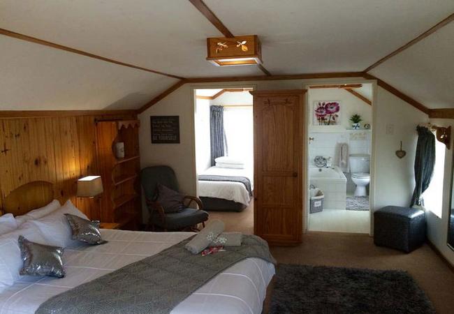 Hayloft Suite