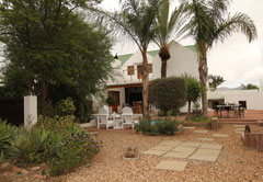 Self Catering in Tulbagh