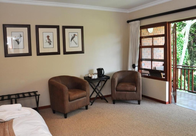 Double Room Upstairs with Balcony