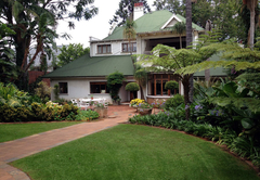 Honeymoon in Pretoria
