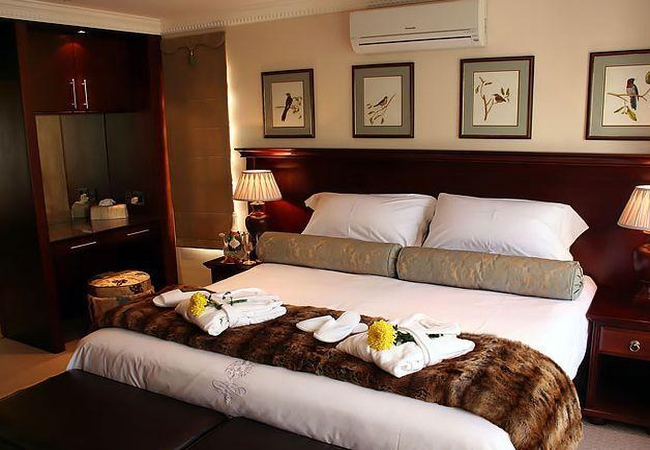 Chardonnay Luxury Suite