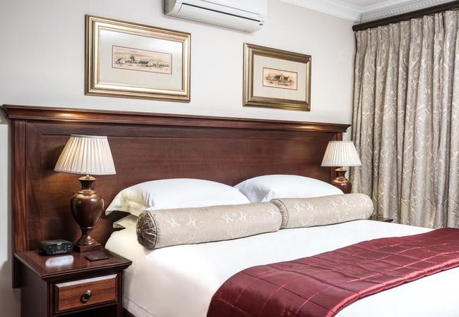 Pinotage Luxury Suite