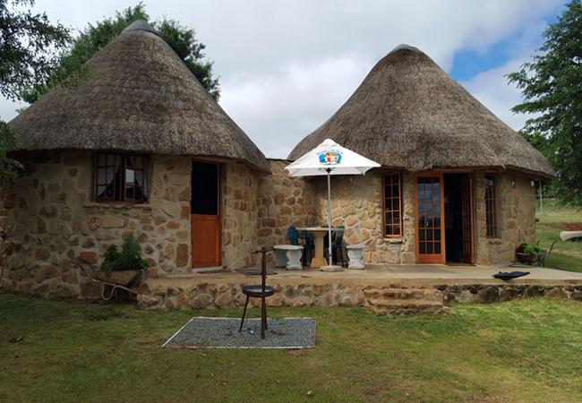 At Blackbrook Cottages