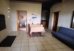 Milk stable bathroom