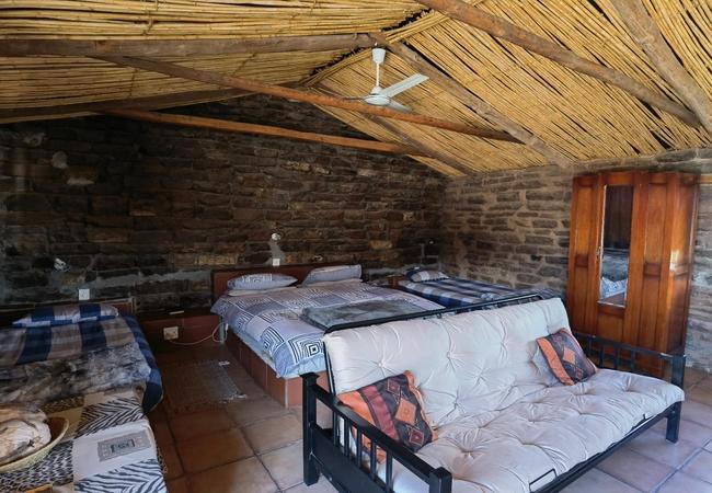 Old Farmhouse South bathroom