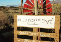 Blou Porselein Guestfarm