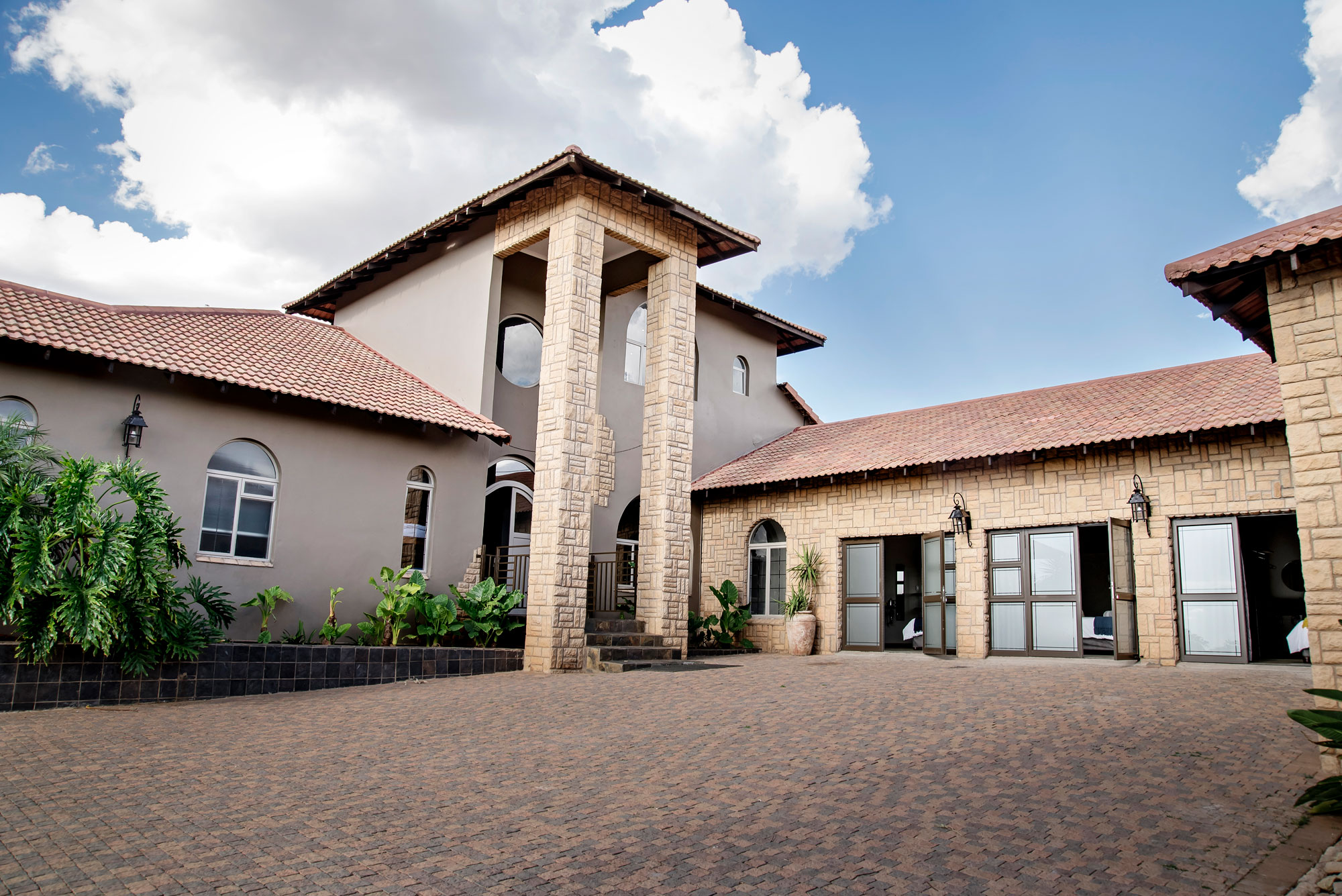 Blue Rain Guesthouse In Bloemfontein Free State