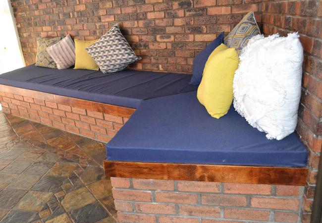 Garden View 3 DSTV Lounge