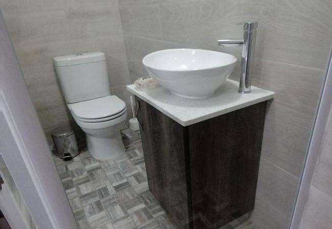Sea View 5 toilet