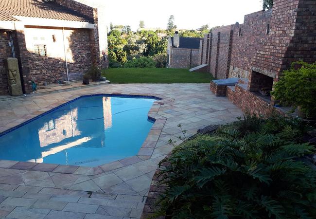 Pool and braai area 2