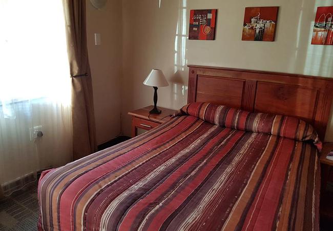 SCD2 - 1 Bedroom Chalet (Double Bed)