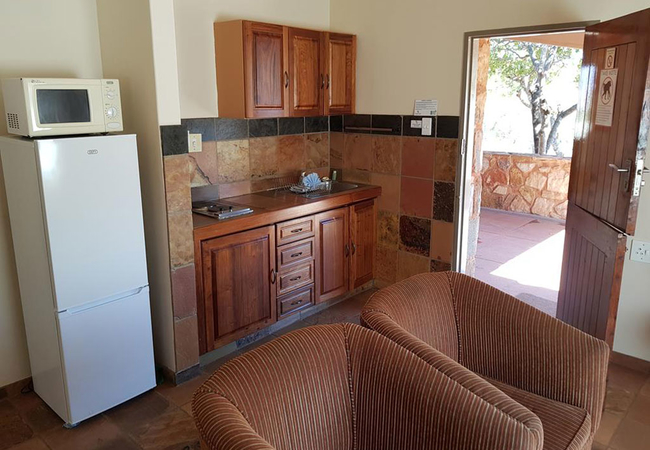 LCS2 - 1 Bedroom Chalet (Twin Beds)
