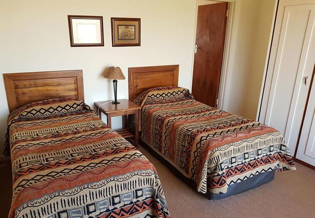 PAR4 - Two bedroom chalet