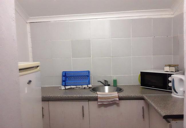 Double unit kitchenette