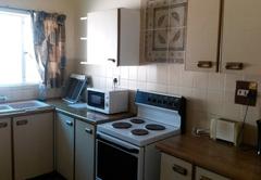 Quad unit kitchen