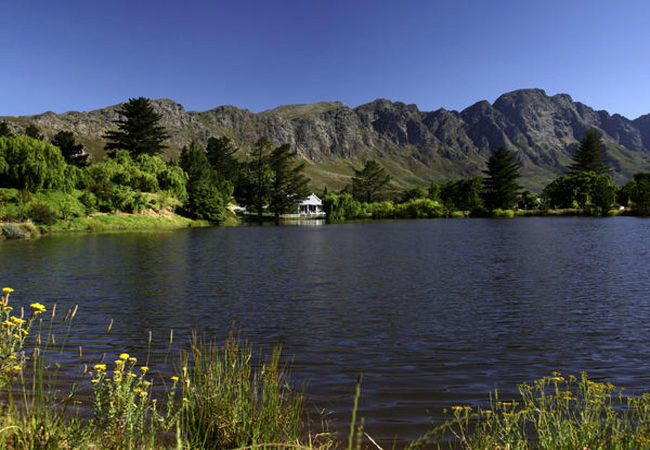 La Motte Hiking Trail In Franschhoek Western Cape