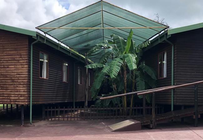Dam Camp Group Housing