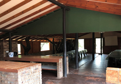 Dam Camp  Dining Hall