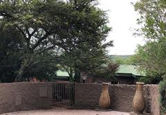 Mountain Camp Entrance