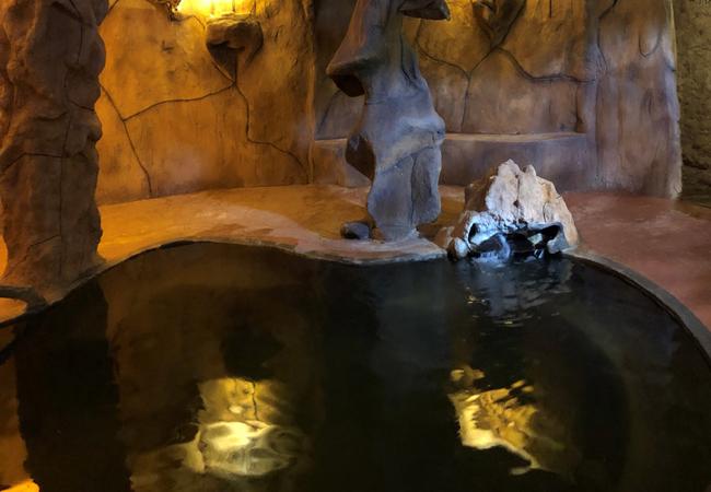 Indoor Hot Pool