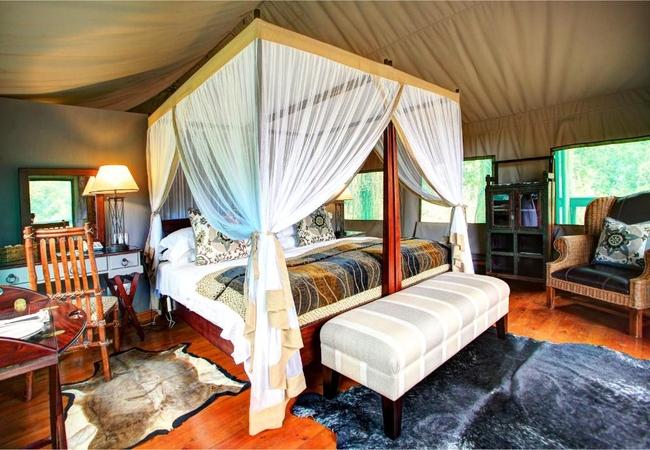 Deluxe Tented Suite