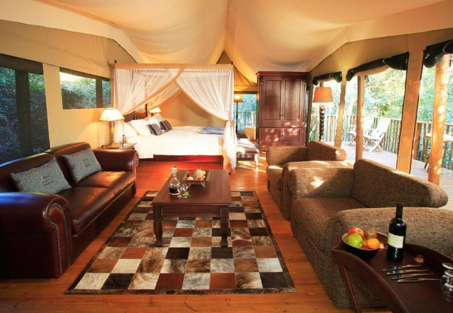 Family Tented Suite