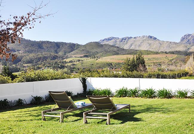 Vine Garden Honeymoon Suite