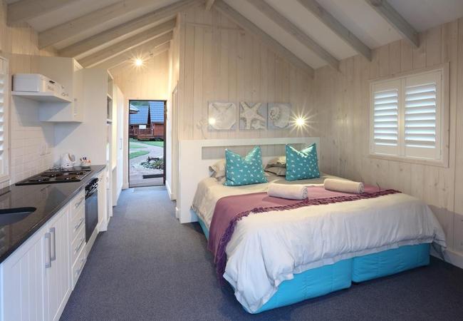 Sea View Cozy Cabin