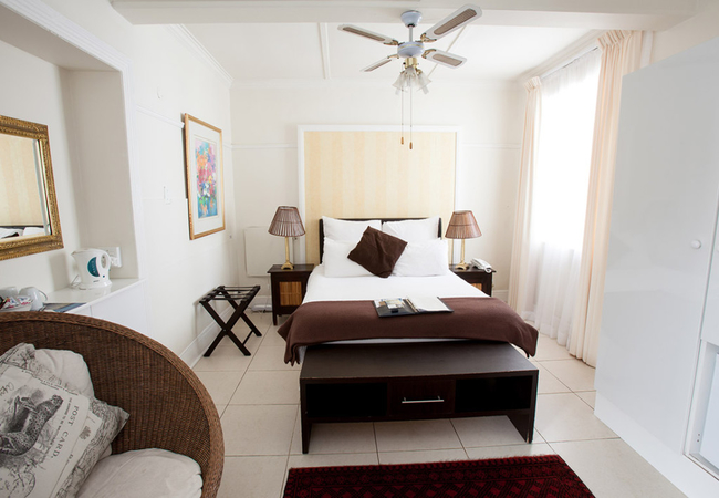 Standard double rooms