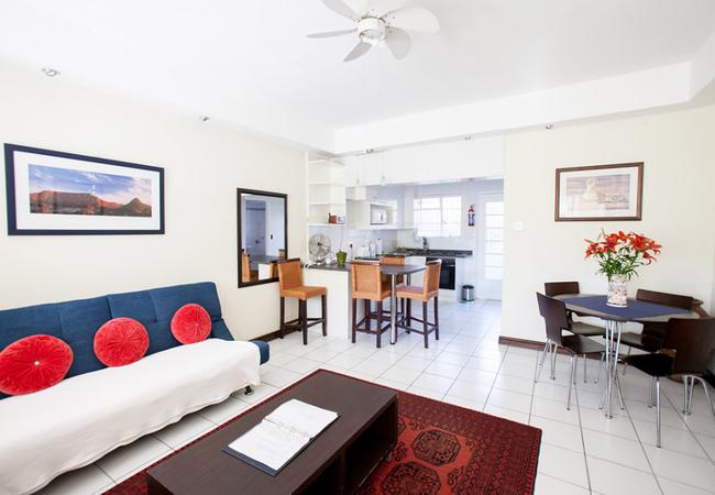 Four-Sleeper Apartment