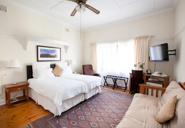 3-Sleeper Room