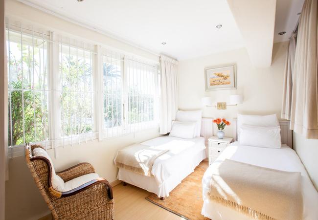 Three-Sleeper Apartment