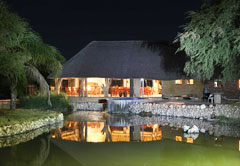 Bua Nnete Luxury Lodge