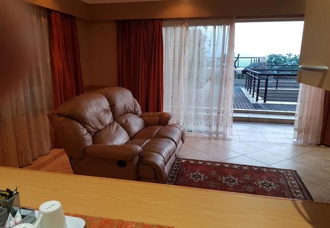 Suite 1 Lounge & Terrace