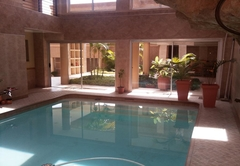 Semi-indoor Pool 2